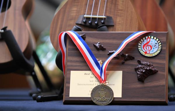 Ukulele Contest 2013