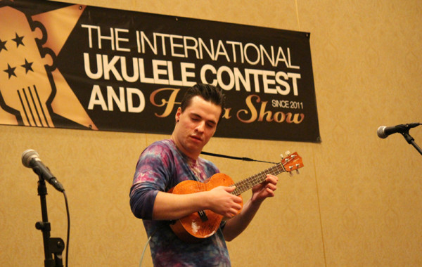 Ukulele Contest 2017